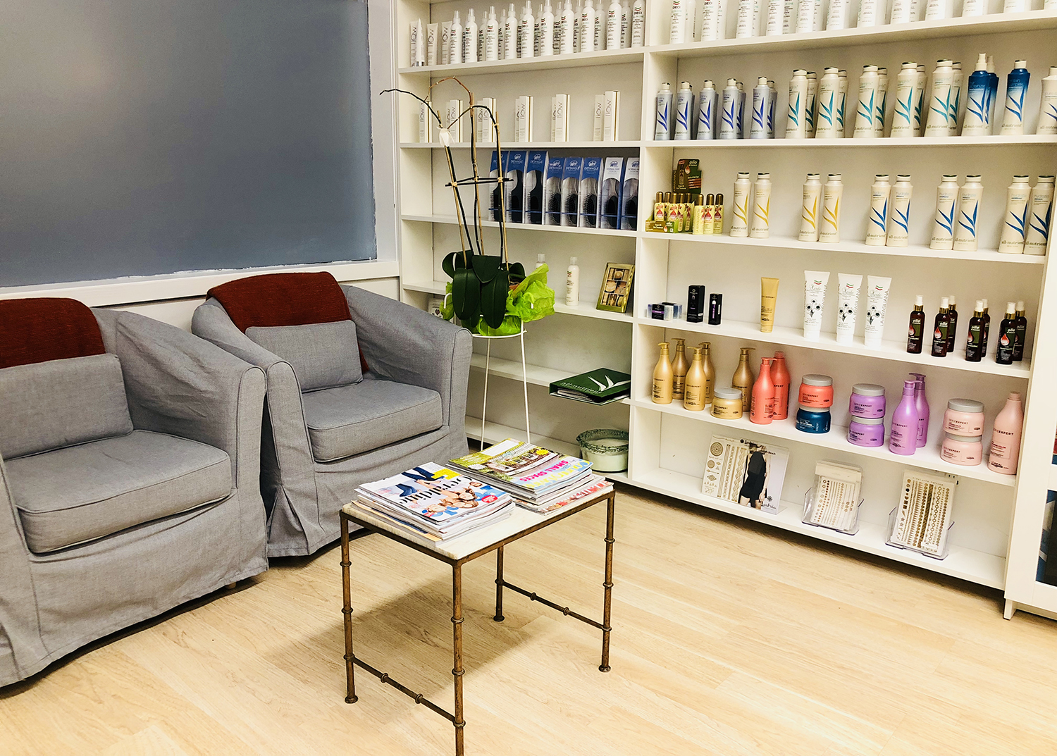 Hampton Lashes + Hair Salon - East Hampton Location